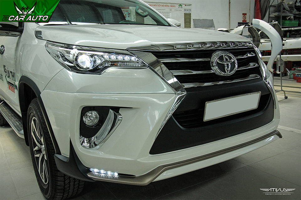 Body kit xe Fortuner