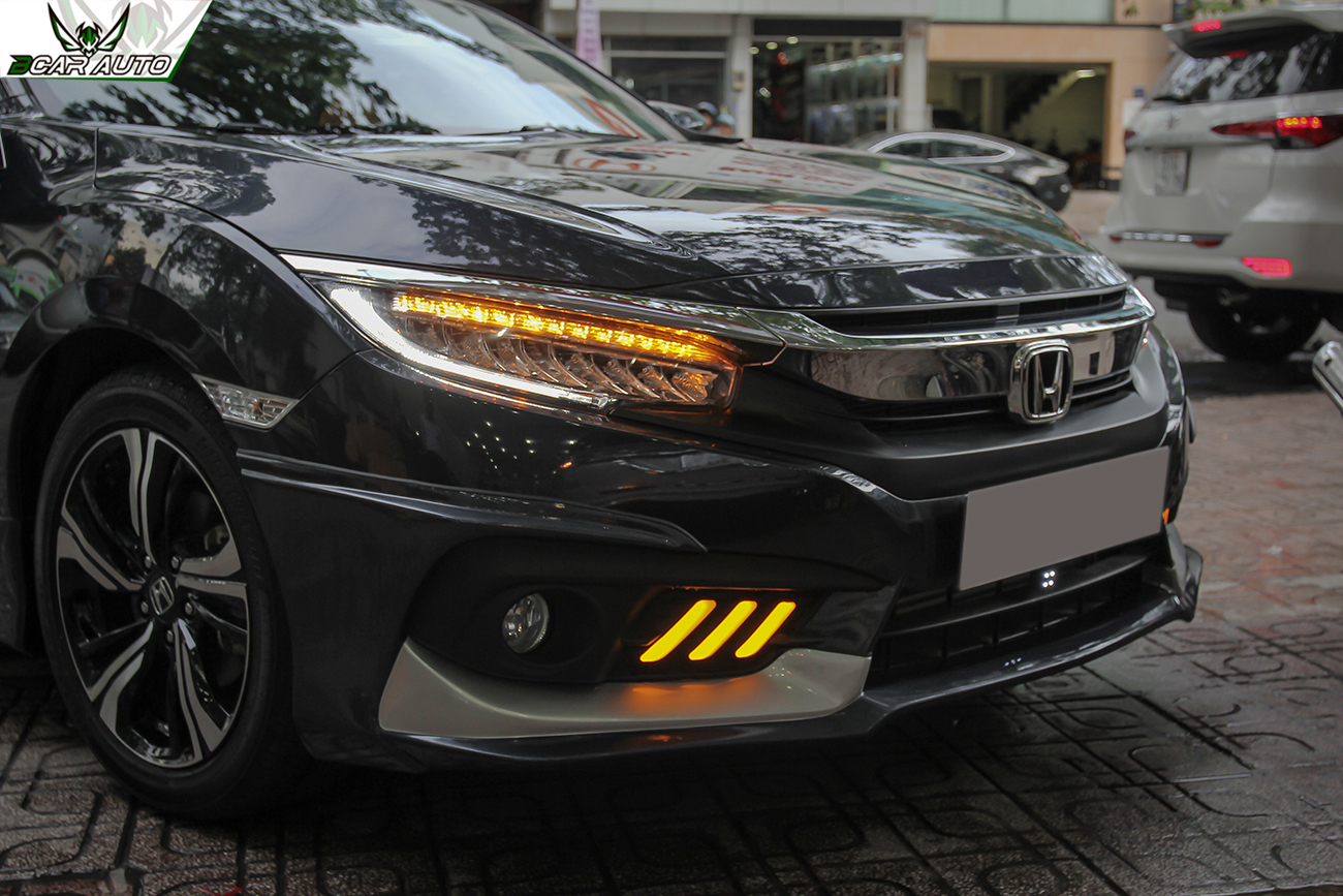 Body kit xe Honda Civic
