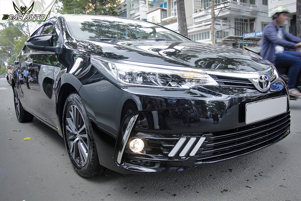 Body kit Toyota Altis 2018, 2019