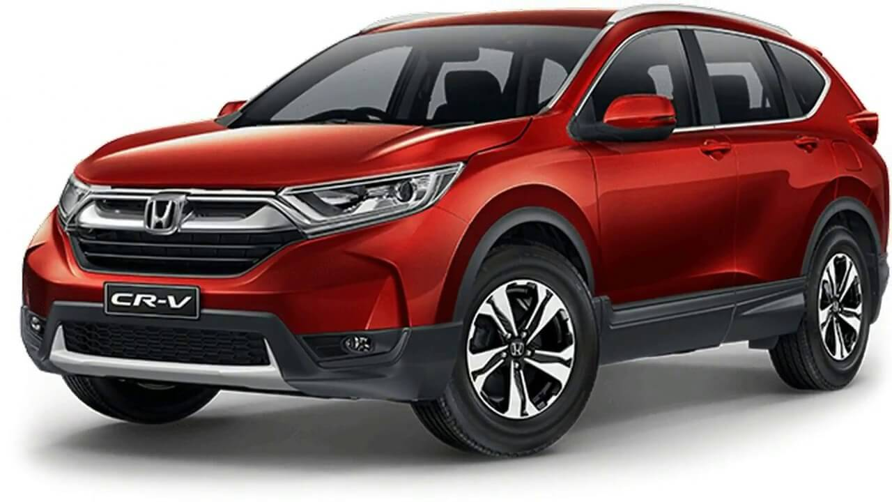 Body kit xe Honda CRV 2018