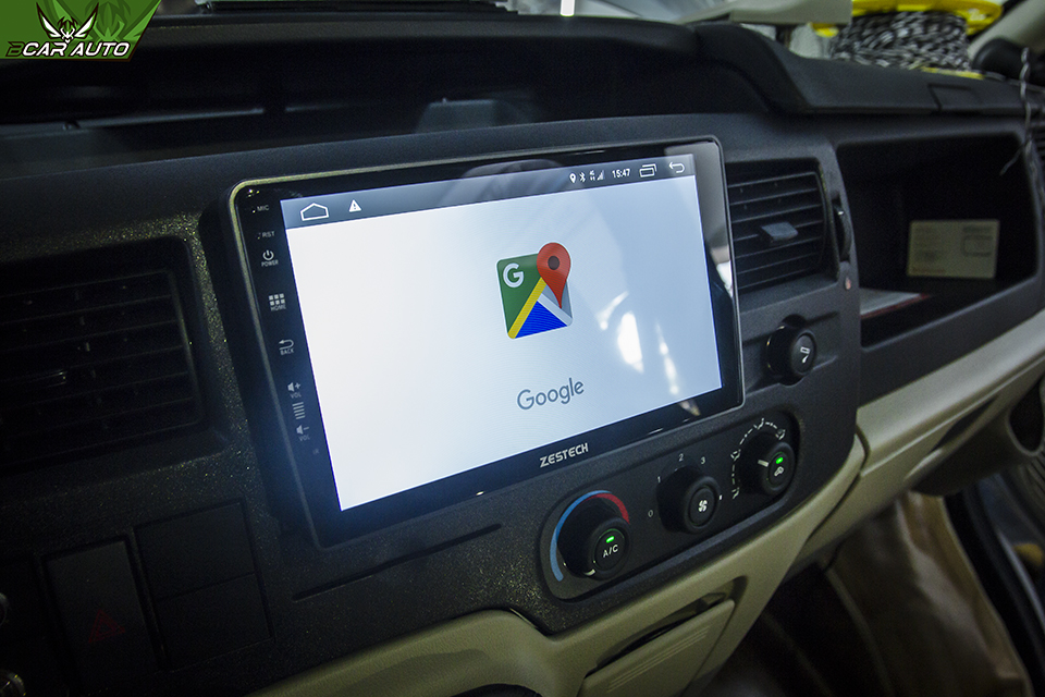DVD Android Ford Transit
